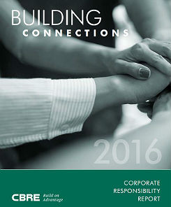 Building Connections - 2016 Corporate Responsibility Report